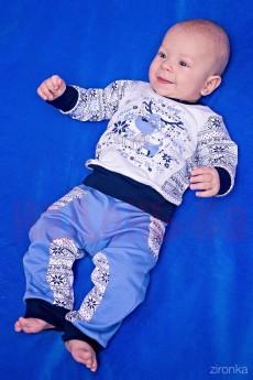 Zironka Трикотажный комплект для мальчика 233/463-OL305