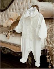 Babypollo Комбинезон нарядный с бантиком 2-012