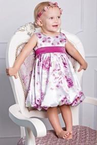 Zironka Нарядное платье Акварель 4001-1