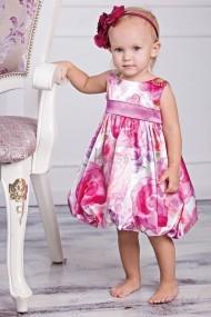Zironka Нарядное платье Акварель 4001-3